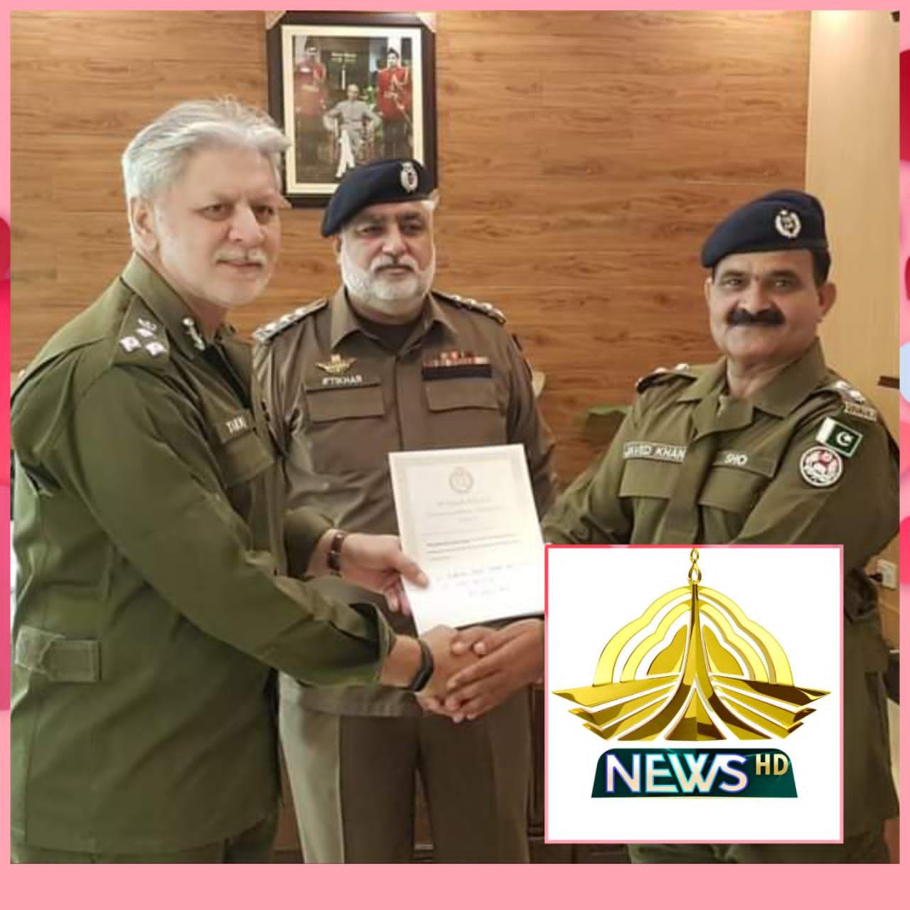 عارفوالا سب انسپکٹر  محمد جاوید خان SHO تھانہ سٹی تعینات