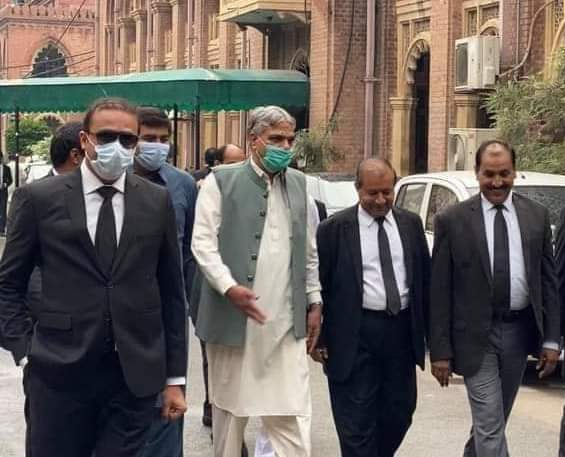 لاہور ہائیکورٹ میں چوہدری محمد برجیس طاہر  کی ضمانت کی درخواست کی سماعت ہوئی