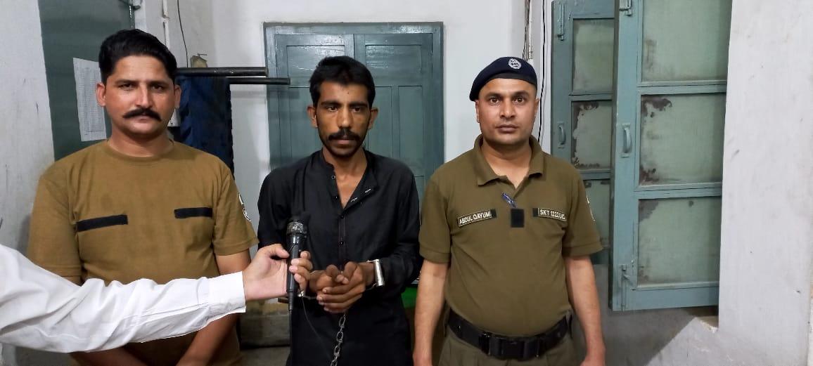 ڈسکہ تھانہ سترہ کے علاقہ موضع بوڑیکی میں شک کی بنا پر بیٹے نے أپنی سگی ماں کو قتل کر دیا