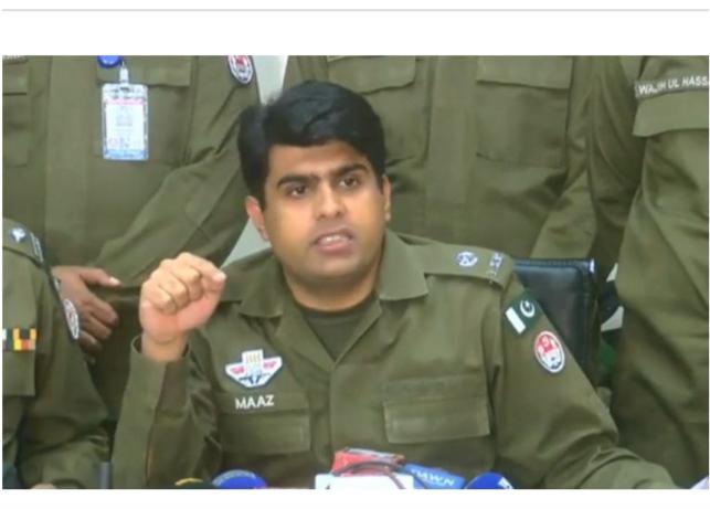 اوکاڑہ : معاذ ظفر ایس پی انوسٹی گیشن اوکاڑہ تعینات