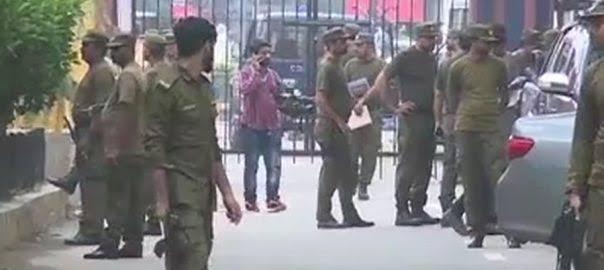 حیدرآباد پولیس کا مقابلہ، زخمی سمیت 3 ڈکیت گرفتار
